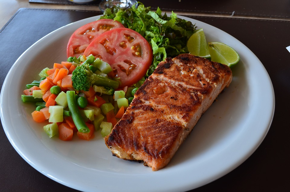 Picture 6. Salmon is rich in vitamin B12 List of 11 foods that will give you required amount of vitamin B12 (all eater) www.alzyme.com easy to use home health tests